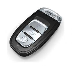 Chave Audi A4 até 2014