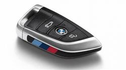 Chave BMW 528i presencial