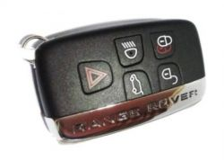 Chave Land Rover Discovery