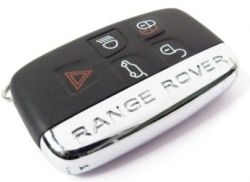 Chave Range Rover