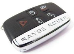 Chave Land Rover Freelander 2 presencial