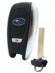 Chave codificada Subaru XV Presencial
