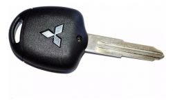 Chave codificada Mitsubishi L200