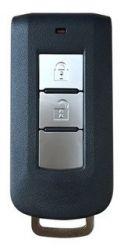Chave codificada Mitsubishi Outlander presencial