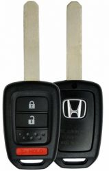 Chave Honda Fit