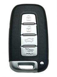Chave Hyundai Sante fé  presencial importada