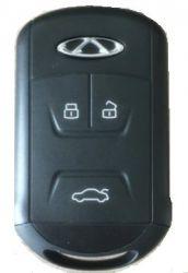 Chave codificada Tiggo 8